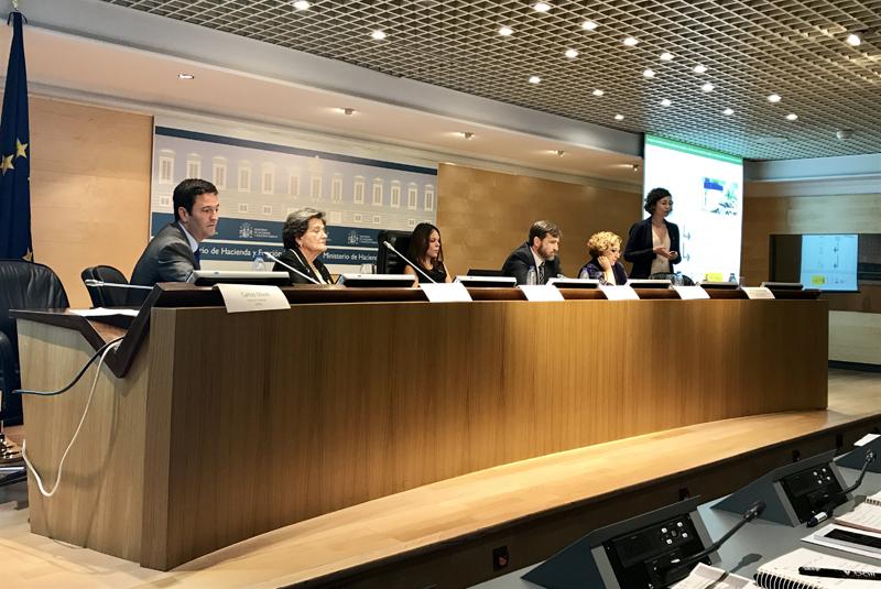 Asamblea de las Plataformas Bioplat, Geoplat, Solplat y PTEee.