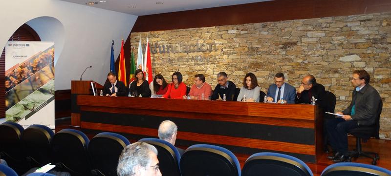 Presentación del proyecto BIOMASA-AP.