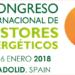 El primer Congreso Internacional de Gestores Energéticos se celebrará en enero de 2018