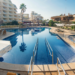 Calderas con Biomasa para calefactar las piscinas descubiertas del Hotel Iberostar Playa Palma