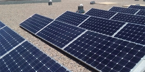 Cubierta solar lleva a cabo la primera instalaci n de for Oficina consumo alicante