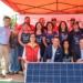 Ictinos, el primer barrio comercial de Chile abastecido con Paneles Fotovoltaicos
