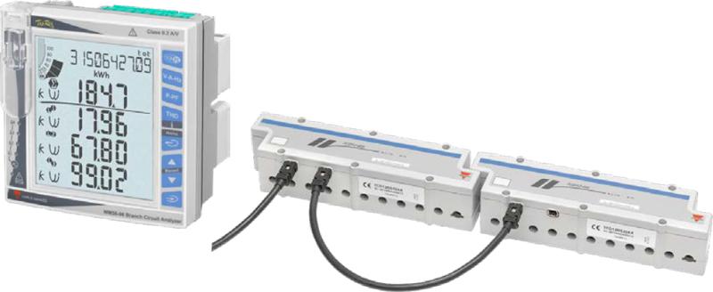 WM50, sistema de monitorización energética de Carlo Gavazzi para Centros de Procesamiento de Datos.