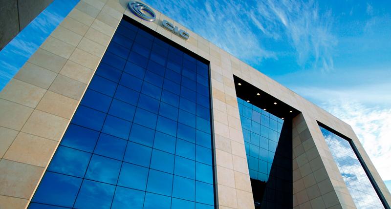 Sede de CIC Consulting Informático en Santander.
