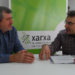 La Diputación de Valencia y Avebiom estudian iniciativas para aprovechar el uso energético de la Biomasa