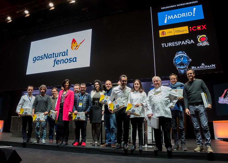 Madrid Fusión 2018.