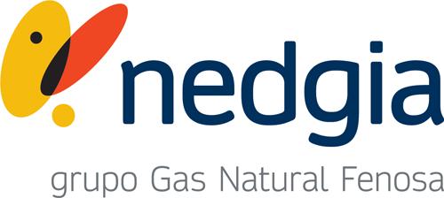 Logo de la nueva marca del negocio de distribución de Gas Natural Fenosa en España.