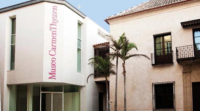 El museo thyssen m laga emprende un proyecto de ahorro - Iluminacion led malaga ...
