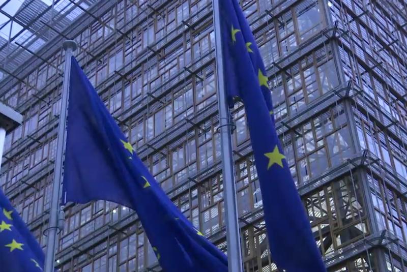Sede del Consejo Europeo.