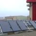 Una instalación solar híbrida producirá electricidad y calor para un parque de bomberos de Zaragoza