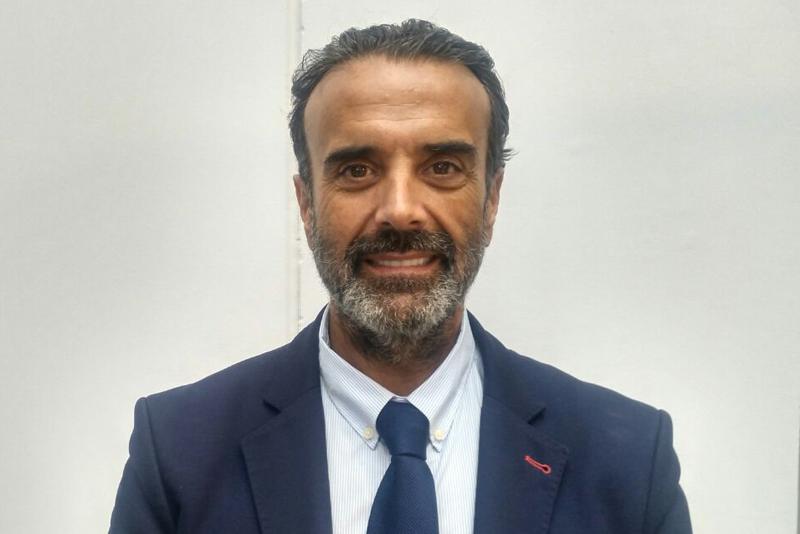 Jorge Leirana, director comercial en Schréder España.