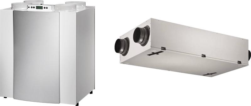 Equipos de ventilación de doble flujo de Siber que han obtenido la certificación Passivhaus.