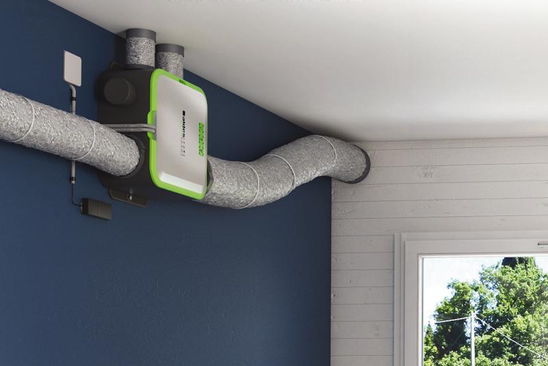 aldes lanza easyhome gama de ventilaci n y purifaci n de aire simple flujo conectada eseficiencia. Black Bedroom Furniture Sets. Home Design Ideas