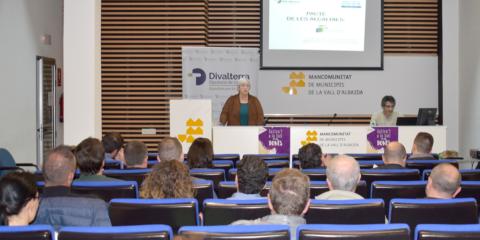 Diputación de Valencia registra los consumos de energía municipales para elaborar medidas de ahorro