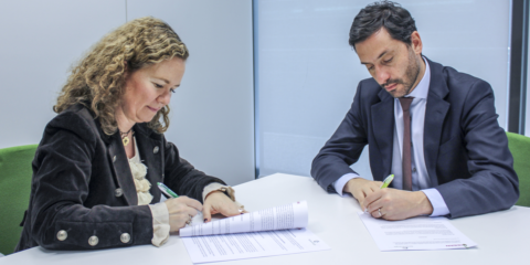 Acuerdo entre Feníe Energía y Nissan para usar baterías de vehículos eléctricos en instalaciones de autoconsumo