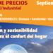 Tarifa de Precios Profesional/Industrial para Calefacción y Energías Renovables de Ferroli