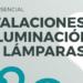 Fundación f2e y COGITI Valencia imparten un curso profesional sobre instalaciones de iluminación LED