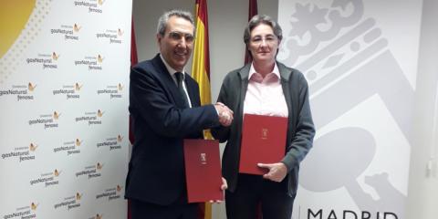 Ayuntamiento de Madrid y Fundación Gas Natural Fenosa aúnan esfuerzos contra la pobreza energética
