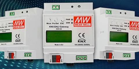 Olfer presenta la pasarela de Mean Well KDA-64 para el control de la iluminación