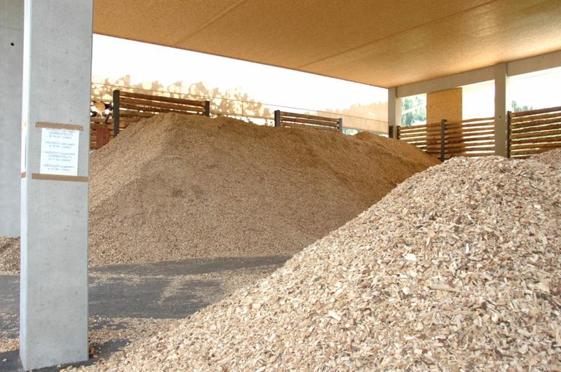 Centro de Comercio Logístico de Biomasa.