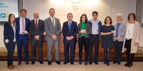 Red Eléctrica entrega los galardones a los mejores proyectos de eficiencia energética de 2017