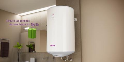 Tecnología Insutech de TESY para el aislamiento de termos eléctricos
