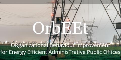 Proyecto OrbEEt. Cómo ahorrar energía en edificios públicos cambiando los hábitos de consumo