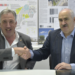 Acuerdo para renovar la red de calor de Efidistrict, en Pamplona, y añadir una central térmica con biomasa