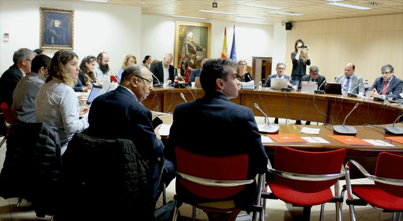 Comité Técnico del 4 congreso Ciudades Inteligentes.