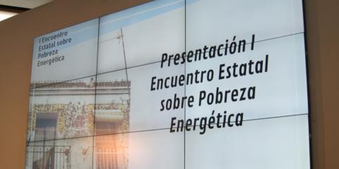 Presentación del 4º Estudio ACA sobre Pobreza Energética en España