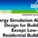 ASHRAE presenta el Estándar 209-2018 de modelado energético de edificios