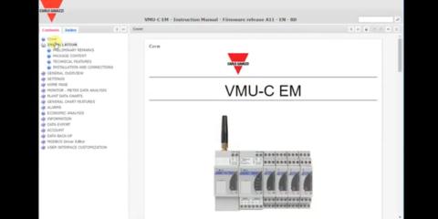Datalogger VMU-C