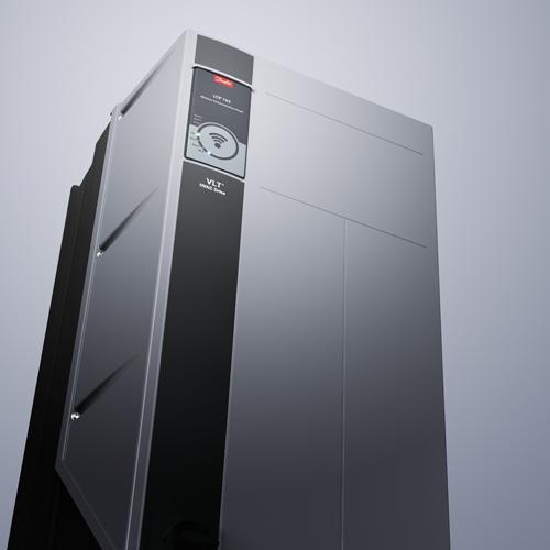 Convertidores de frecuencia VLT FC 102 HVAC Drive de Danfoss.