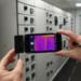 La cámara de bolsillo FLIR ONE Pro mantiene operativos los centros de datos con la ayuda de la termografía