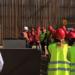 Estudiantes madrileños visitan la red de calor con biomasa Móstoles Ecoenergía
