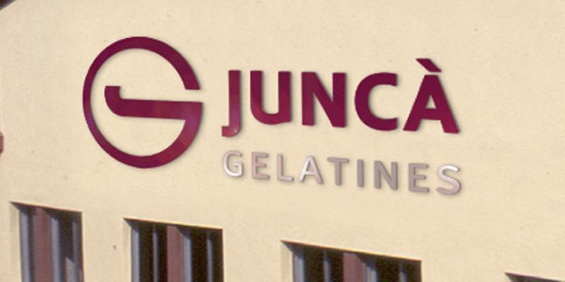 Fachada de Juncá Gelatines.