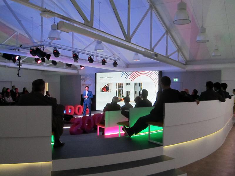Presentación de la gama de calentadores Therm de Bosch.