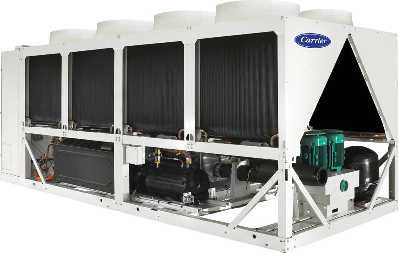 Unidad de refrigeración Carrier.