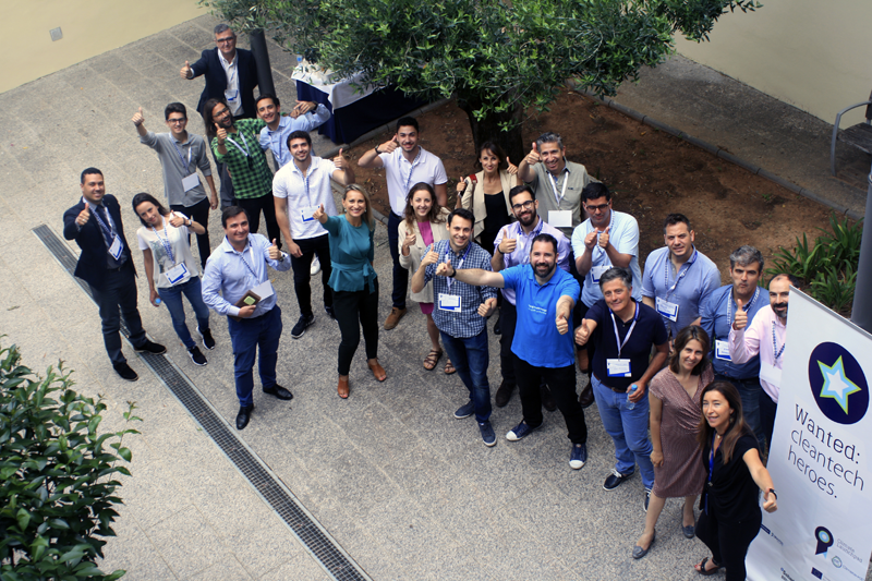 Equipos españoles seleccionados para el ClimateLaunchpad.