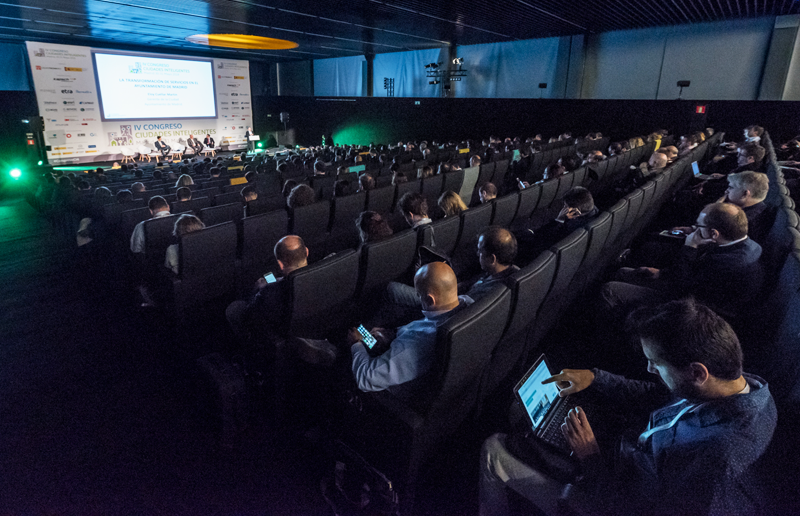 El IV Congreso Ciudades Inteligentes reunió a más de 500 profesionales del sector
