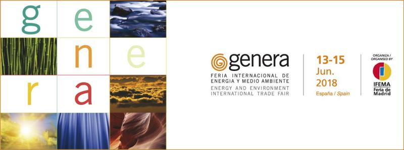 Logo Genera 2018.
