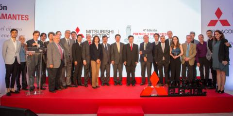 """Entregados los Premios 3 Diamantes de Mitsubishi Electric a los """"Edificios más Eficientes de España"""""""