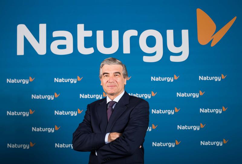 Francisco Reynés es el presidente ejecutivo de Naturgy.