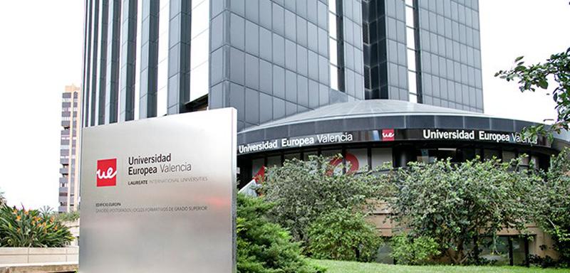 Sede Universidad Europea Valencia.