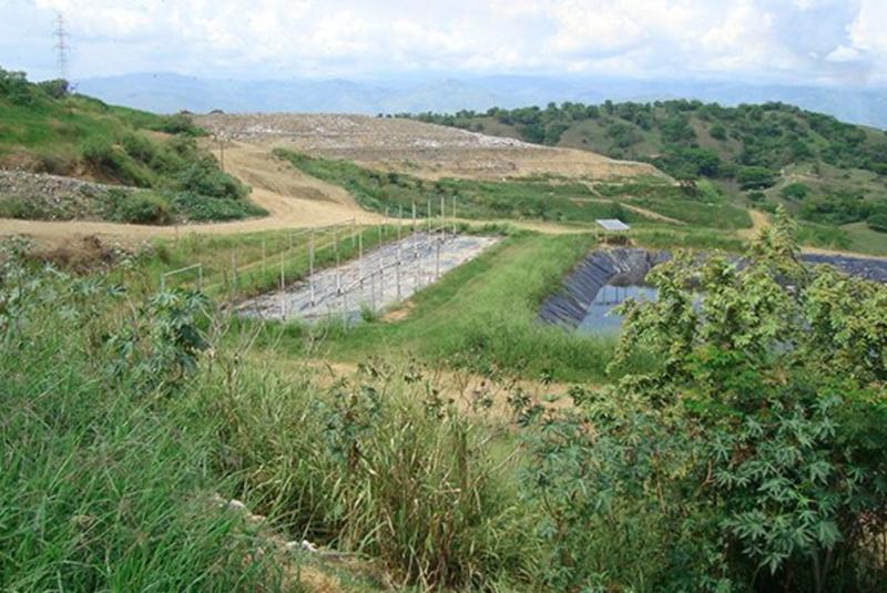 Proyecto de Gas de Vertedero de Loma Los Colorados, en Chile.