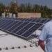 Las instalaciones municipales de autoconsumo de Logroño venderán a la red la energía sobrante