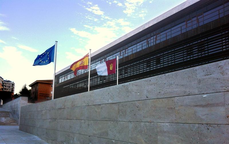 Sede Junta Castilla-La Mancha