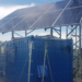 Paneles solares y baterías para asegurar el servicio de telecomunicaciones durante los Juegos del Mediterráneo 2018