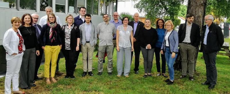 Miembros del consorcio de Geo-Energy Europe.