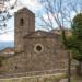 El Real Monasterio de San Victorián, en Aragón, estrena iluminación LED